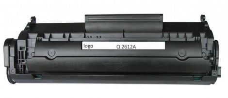 HP Q2612A utángyártott toner 3700 oldal! , 2612X (12X)