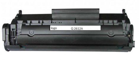 HP Q2612A utángyártott toner Q2612X (kapacitás: ~3000 oldal!) (12X)