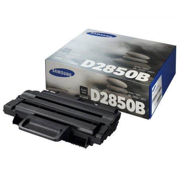 Samsung ML2850 fekete eredeti toner ≈5000 oldal (ML-D2850B/SU654A)