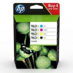 HP Nr.963XL (3YP35AE)  eredeti tintapatron multipakk (CD)
