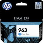 HP Nr.963 (3JA23AE) eredeti cián tintapatron, ~700  oldal