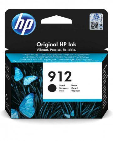 HP Nr.912 (3YL80) eredeti fekete tintapatron, ~300 oldal