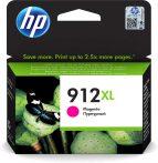 HP Nr.912XL (3YL82) eredeti magenta tintapatron, ~825 oldal
