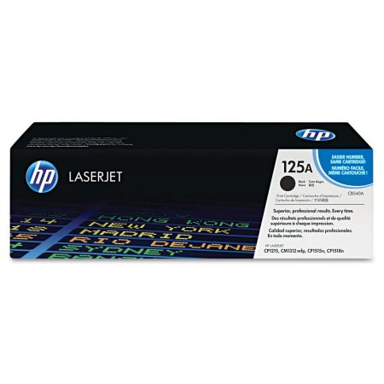 HP CB543A (125A) magenta eredeti toner (≈1400 oldal)