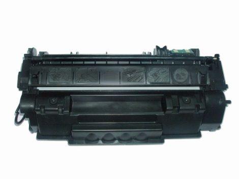 HP nyomtatókhoz Q7553A (HP 53A) fekete utángyártott toner (≈3000 oldalas)