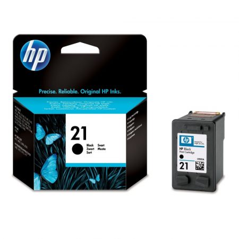 HP C9351AE eredeti fekete tintapatron, Nr.21