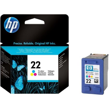 HP C9352AE eredeti színes tintapatron, Nr.22
