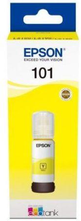 Epson Nr.101 eredeti sárga tinta (C13T03V44A) 70ml