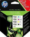 HP C2N92A eredeti tintapatron multipakk, Nr.920XL