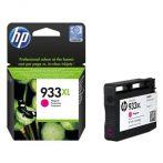 HP CN055AE, Nr.933XL eredeti magenta tintapatron, ~825 oldal