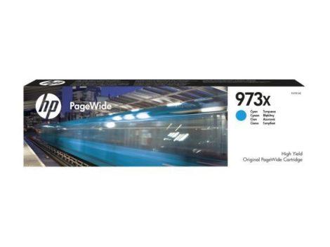 HP Nr.973X (F6T81AE) eredeti cián patron, ~7000 oldal