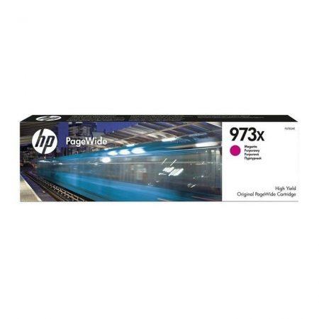 HP Nr.973X (F6T82AE) eredeti magenta patron, ~7000 oldal