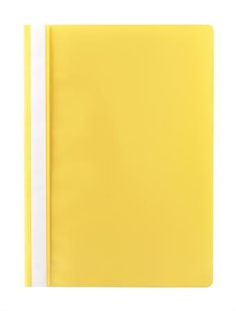 PP gyorsfüzö, citromsárga 10db