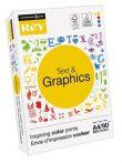 """Másolópapír, A4, 90 g, REY """"Text and Graphics"""""""
