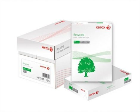 Xerox Recycled újrahasznosított másolópapír A4/80g (500lap/csomag)