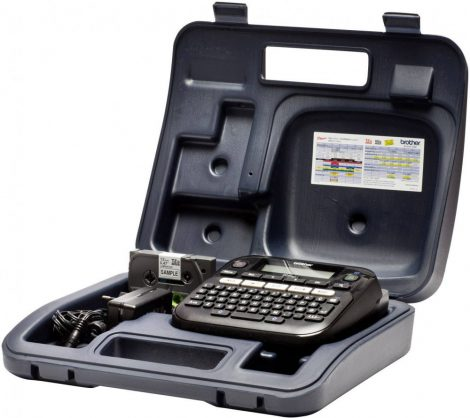 """Elektromos feliratozógép, BROTHER """"PT-D210VP"""""""
