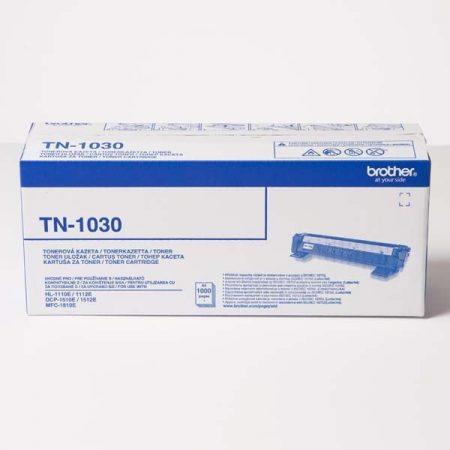 Brother TN-1030 eredeti toner, 1K (HL 1110E, DCP 1510E, MFC 1810E) (≈1000 oldal)