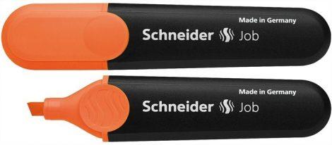 SCHNEIDER JOB 150 szövegkiemelö, narancssárga