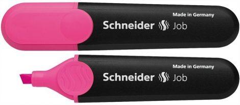 SCHNEIDER JOB 150 szövegkiemelö, rózsaszín