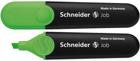SCHNEIDER JOB 150 szövegkiemelö, zöld