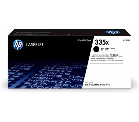 HP W1335X (Nr.335X) eredeti fekete toner, ~13700 oldal