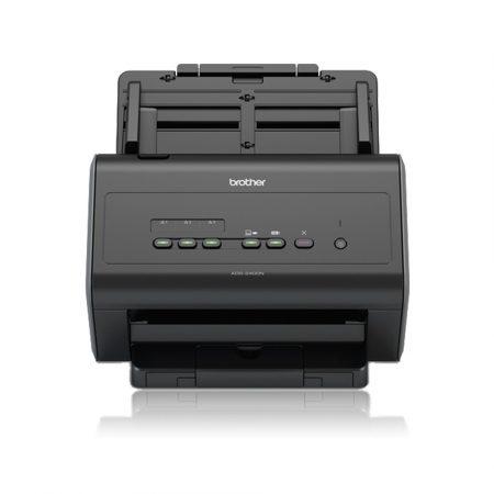 Brother ADS-2400n asztali duplex, hálózati, színes dokumentum szkenner (ADS2400NYJ1)