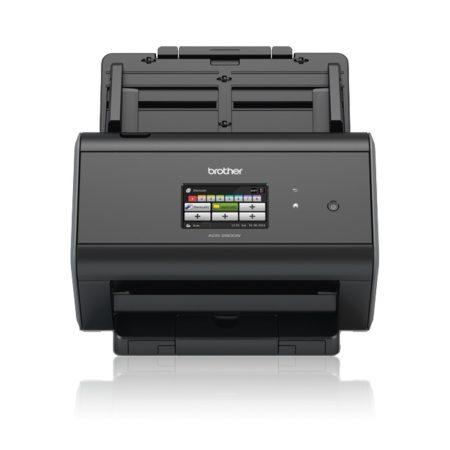 Brother ADS-2800w asztali duplex, hálózati, wi-fi-s színes dokumentum szkenner + 100 db genotherm (ADS2800WYJ1)