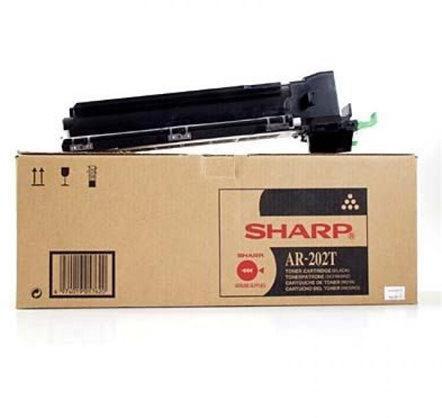 Sharp AR202T AR 163,201,206 Fekete Eredeti Toner 16k (≈16000 oldal)