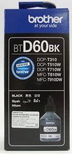 Brother BTD60BK fekete tinta DCP-T310/T510W/T710W/MFC-T910W nyomtatókhoz