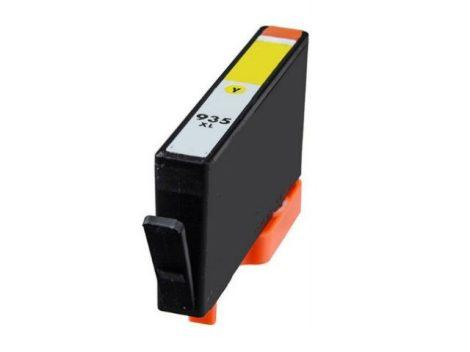 HP C2P26AE utángyártott sárga tintapatron HP 935XL