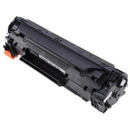 HP nyomtatókhoz CB436A (HP 36A) fekete utángyártott toner (≈2000 oldalas)