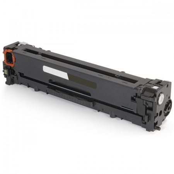 HP CB540A / CF210 utángyártott  fekete toner HP125a