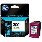 HP CC643EE eredeti színes tintapatron (Nr.300)