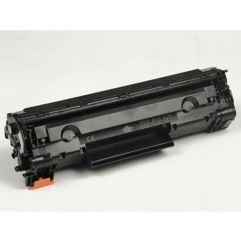 HP CE278A fekete utángyártott toner (≈2100 oldalas)