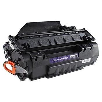 HP CE505A fekete utángyártott toner (≈2300 oldalas)