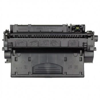 HP CE505X fekete utángyártott toner (≈6500 oldalas)