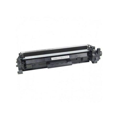 HP CF217A (17A) utángyártott fekete toner CF217A (~1600 oldal)
