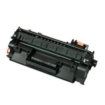 HP CF280A  fekete utángyártott toner