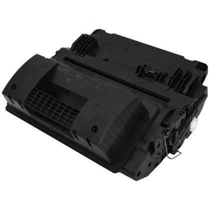 HP -hez CF281X utángyártott fekete toner (~25000 oldalas)