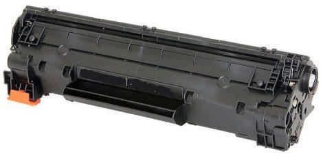 HP CF283A fekete utángyártott toner