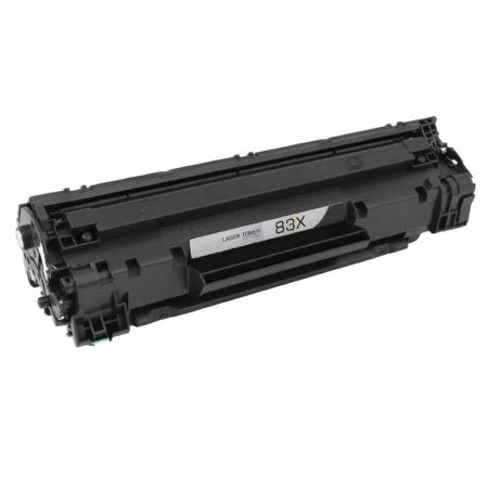 HP CF283X fekete utángyártott toner ( HP 83X )