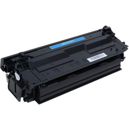 HP nyomtatóhoz CF361X utángyártott cián toner (~9500 oldal) No.508X