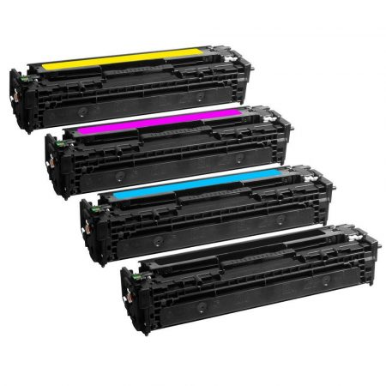 HP utángyártott CF530A (Nr. 205A) fekete toner (≈1100 oldal)
