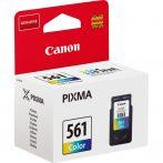 Canon® CL-561 eredeti színes tintapatron, ~180 oldal (cl561)