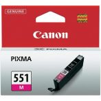 Canon CLI-551M eredeti magenta tintapatron, ~300 oldal (cli551)