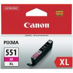 Canon CLI-551M XL eredeti magenta tintapatron, ~660 oldal (cli551xl)