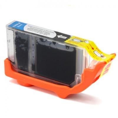 Canon nyomtatóhoz utángyártott CLI-8 BK fekete chipes tintapatron (cli8)