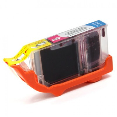 Canon nyomtatóhoz utángyártott  CLI-8 M magenta chipes tintapatron (cli8)