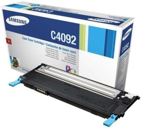 Samsung CLP310 cián eredeti toner 1K (CLT-C4092S) (≈1000 oldal, CLP315)