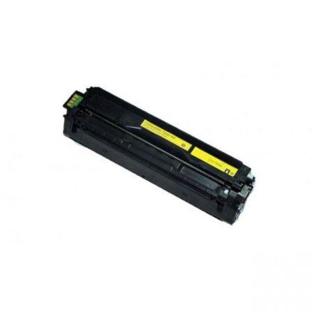 Samsung -hoz CLP415 sárga utángyártott toner (CLT-Y504S) (≈1800 oldal)